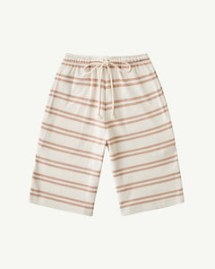 Summer & Storm Baby Wide-Leg Pant — Ginger Stripe