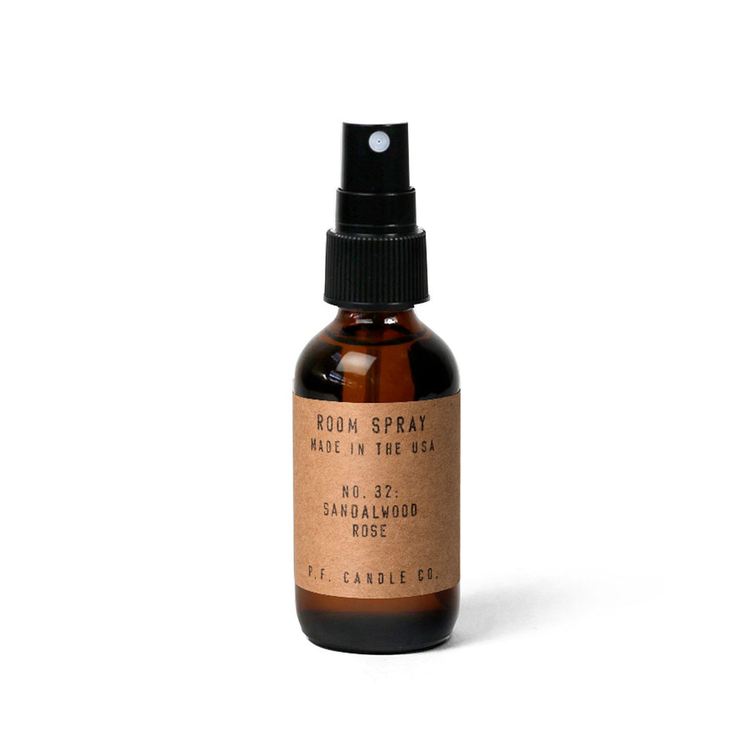 P.F. Candle Co. Sandalwood Rose Room Spray