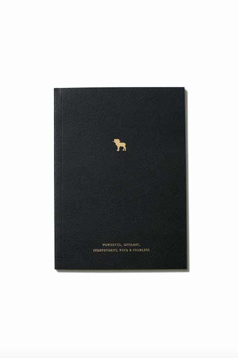 An Organised Life Aries Notebook