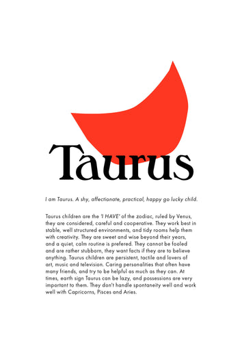 La Terre Press - Taurus