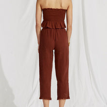 Load image into Gallery viewer, Maurie & Eve Sundream Pant in Terracotta