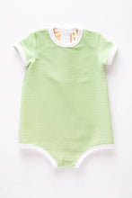 Load image into Gallery viewer, ZZ Mini The Mini Rib Onesie — Marine