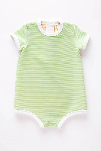 ZZ Mini The Mini Rib Onesie — Marine