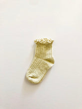 Load image into Gallery viewer, Little Indahs Frill Socks