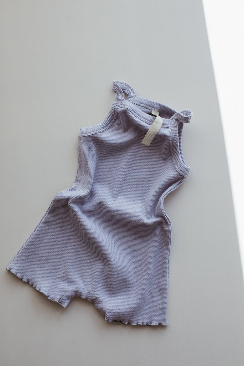 MILLK The Weekly Onesie — Lavender