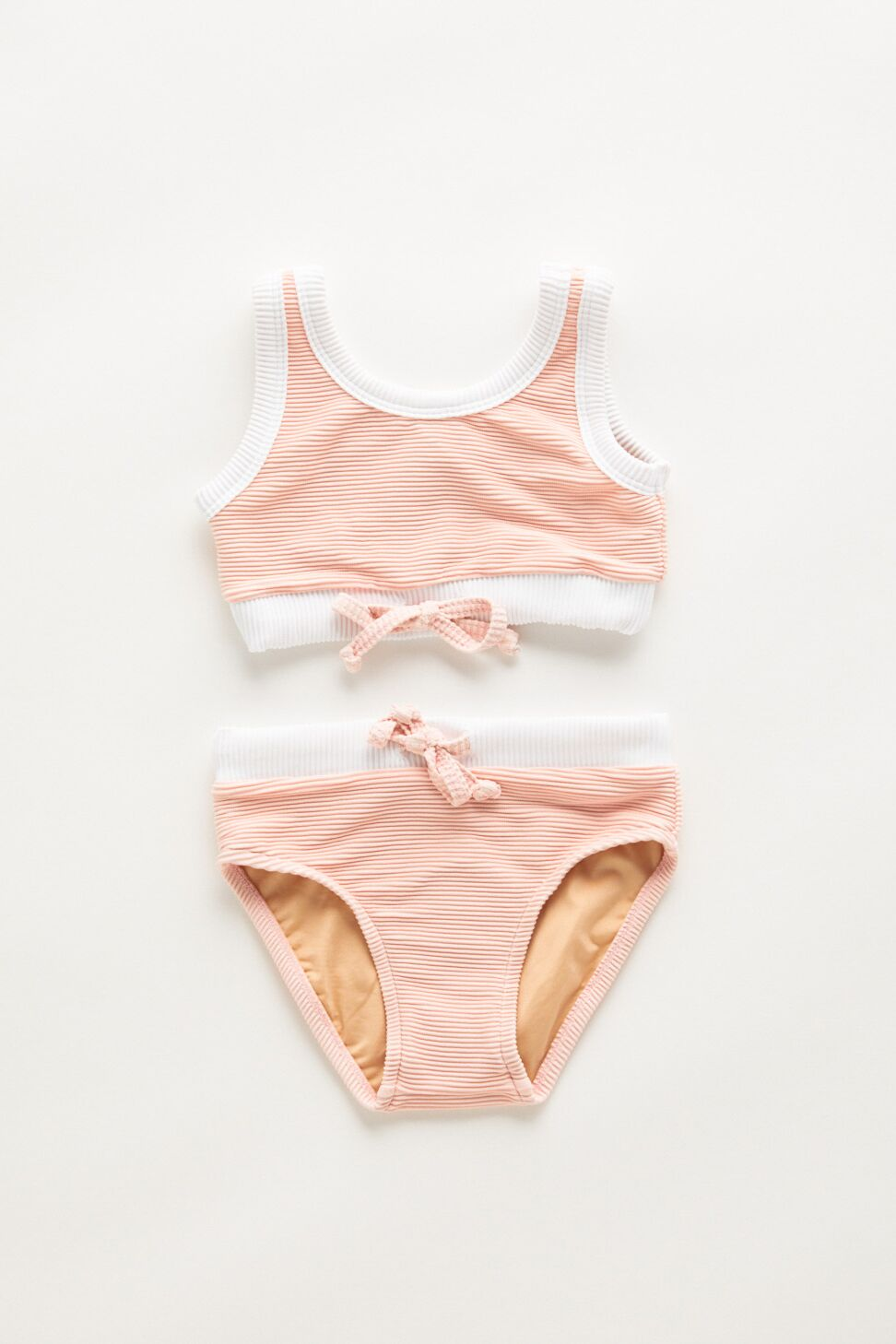 Zulu & Zephyr Mini Band Bikini Blush
