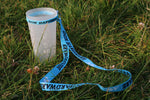 Reusable Festival Cup Holder with Lanyard Sustainable