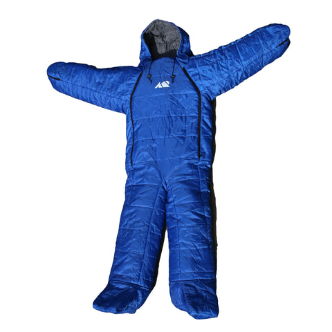 Wearable Sleeping Bag Suit for for Adults