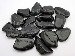 Tourmaline Black - tumbled stones