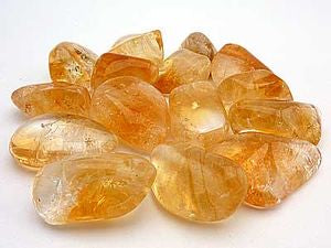 Citrine - crystals