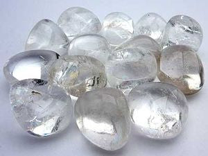 Clear Quartz - crystals