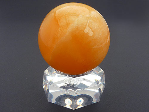 Acrylic Sphere Stand - 55mm