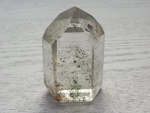 Clear Quartz Phantom Generator with Cholorite B