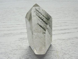 Clear Quartz Phantom Generator with Cholorite C
