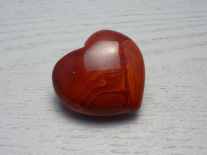 Polychronic Jasper Heart - Medium A