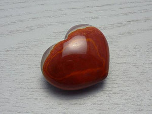 Polychronic Jasper Heart - Medium B