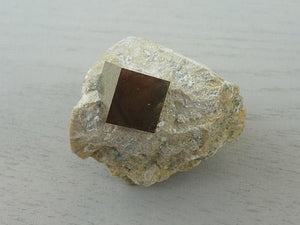 Pyrite in Matrix B