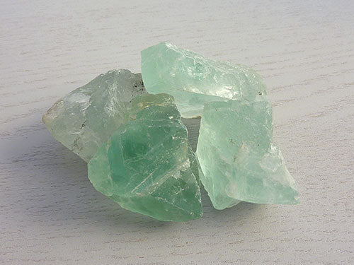 Natural Fluorite Pieces