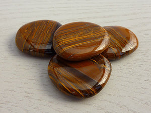 Tiger Eye Smoothstone