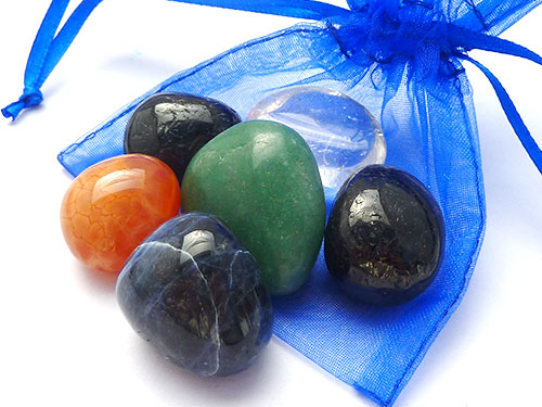 Fear & Anxiety Crystal Pack