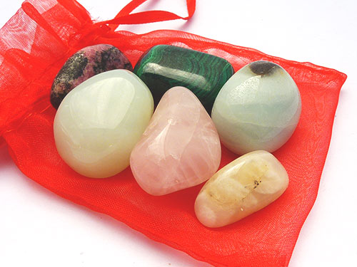 Love & Relationships Crystal Pack