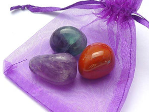 Yoga Crystal Pack