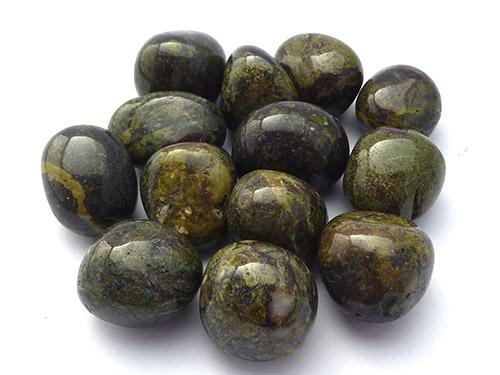 Dragons Blood Stone Tumbled Stones