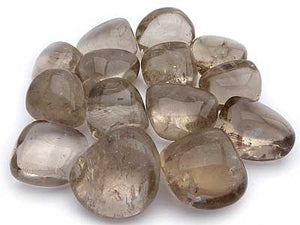 Smokey Quartz Tumbled Stones
