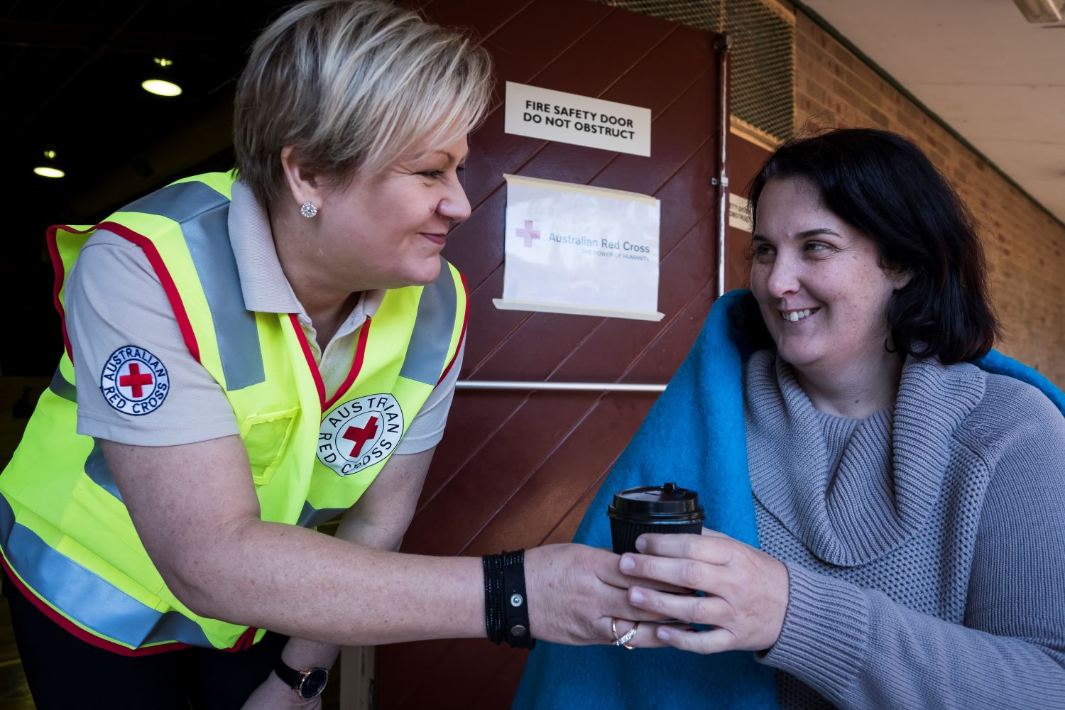 Australian Red Cross, Charity Gifts, Crisis Accommodation For People Who Need Urgent Assistance To Find Somewhere To Live