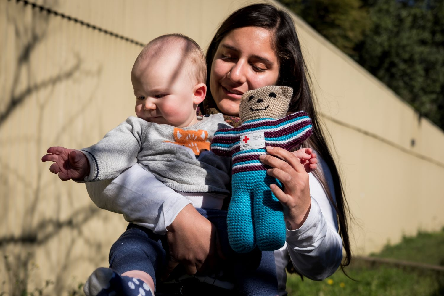 Australian Red Cross, Charity Gifts, New Baby Essentials Kit Helping A Newly Arrived Family Seeking Asylum