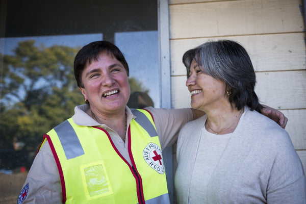 Australian Red Cross, Charity Gifts, Virtual Hug