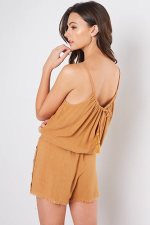 HONEY ROMPER