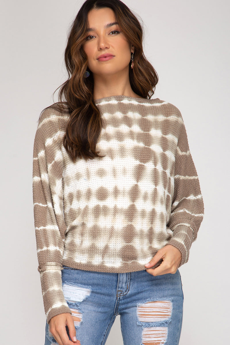 BOATNECK DOLMAN THERMAL