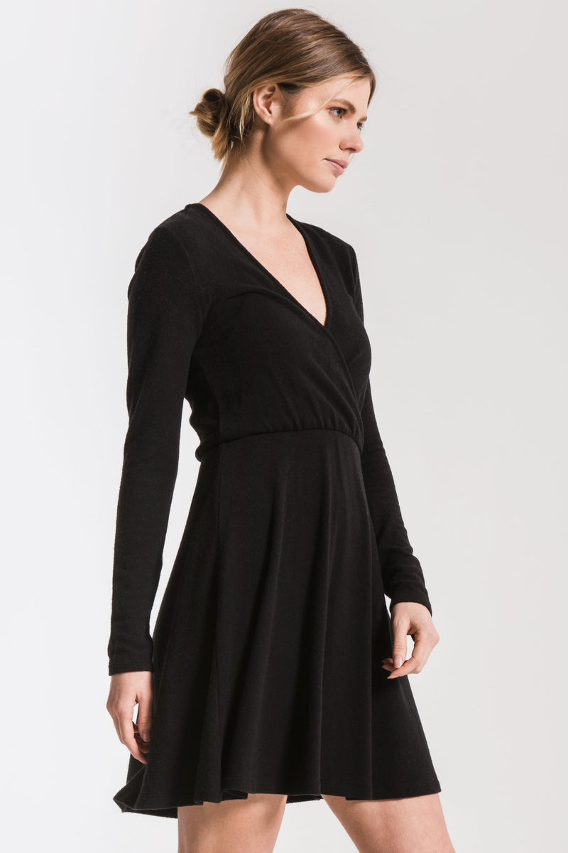 SOFT SPUN DRESS