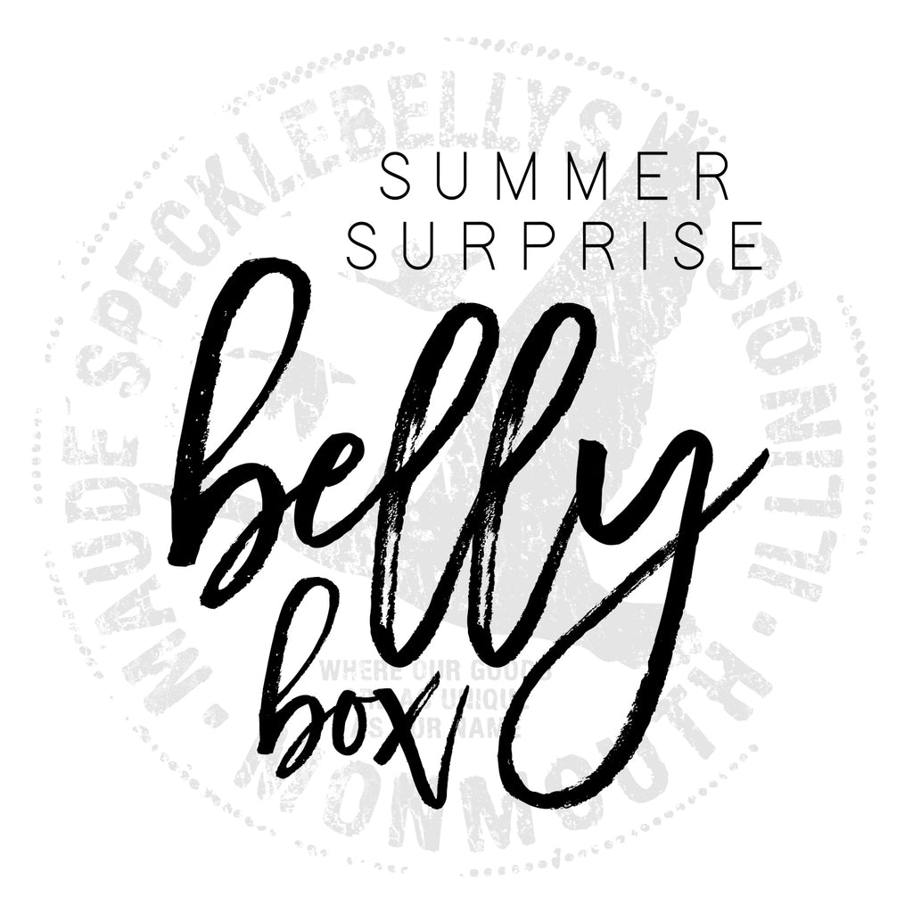 2ND EDITION -- SUMMER SURPRISE BELLY BOX