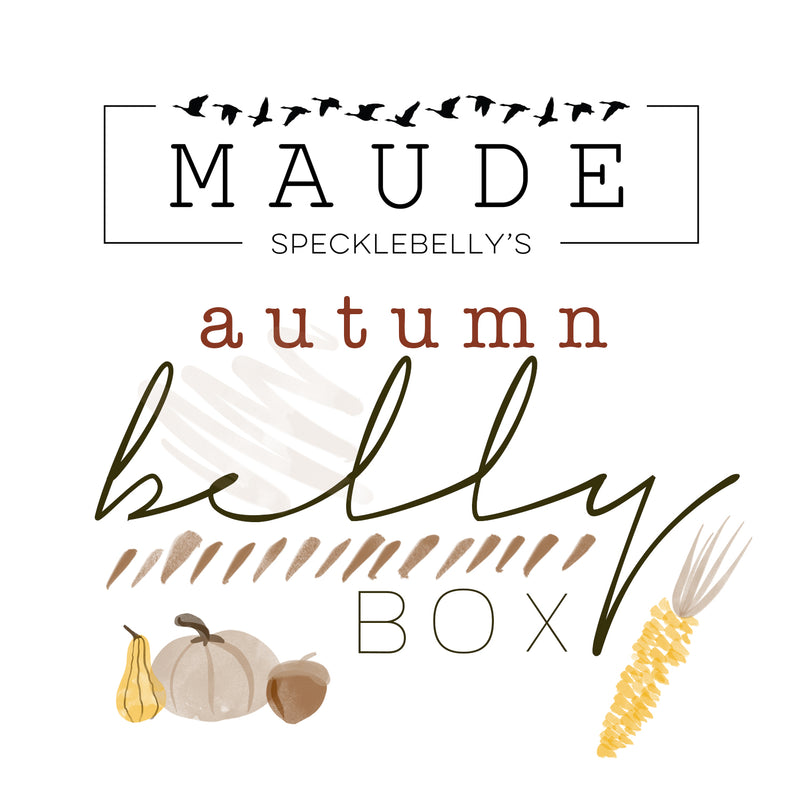 LIMITED EDITION AUTUMN BELLY BOX
