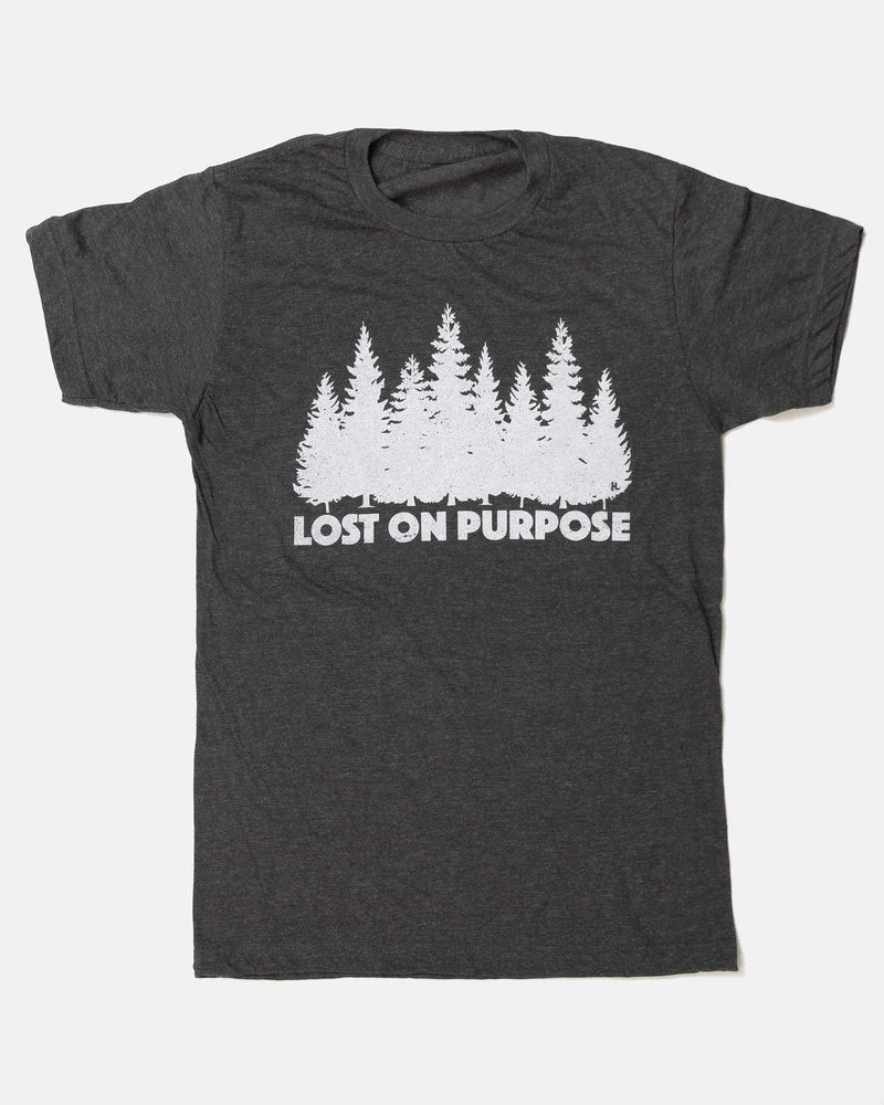 LOST ON PURPOSE TEE