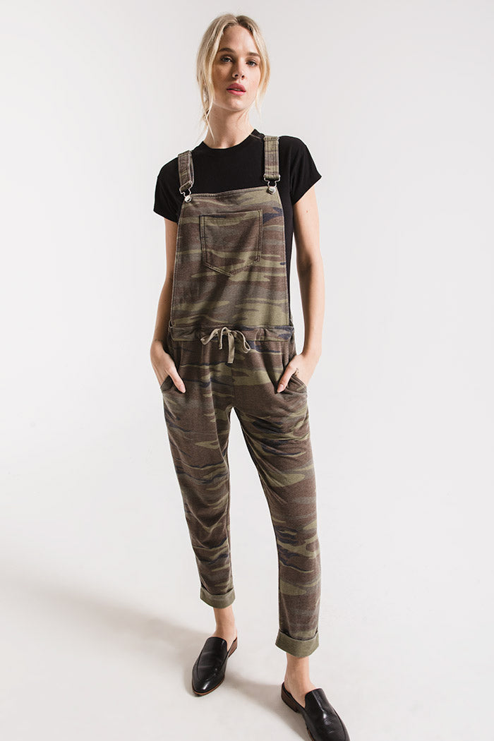 THE CAMO OVERALL