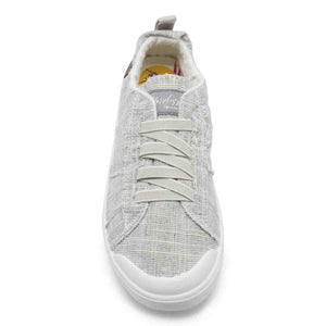 VEX SNEAKER - SAND RIBBED CANVAS