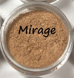 Sample Size Jar Your Choice Any Pink Quartz Minerals Makeup Foundation or Translucent Veil
