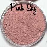 Blush Mineral Makeup Your Choice of 15 Shades Easy to Apply Subtle Finish Pink Quartz Minerals
