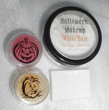 Halloween Makeup Non-Toxic Safe for Kids Base and Pick your Own 2 Colors Face Paint