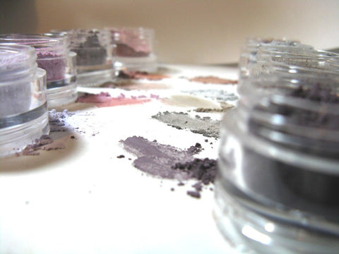 Matte Stack Eye Shadow Mineral Makeup Colors Matte Stack