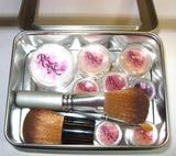 Mineral Makeup Complete Starter Kit Set Extra Light