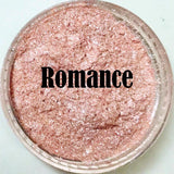Red and Pink Eye Shadows