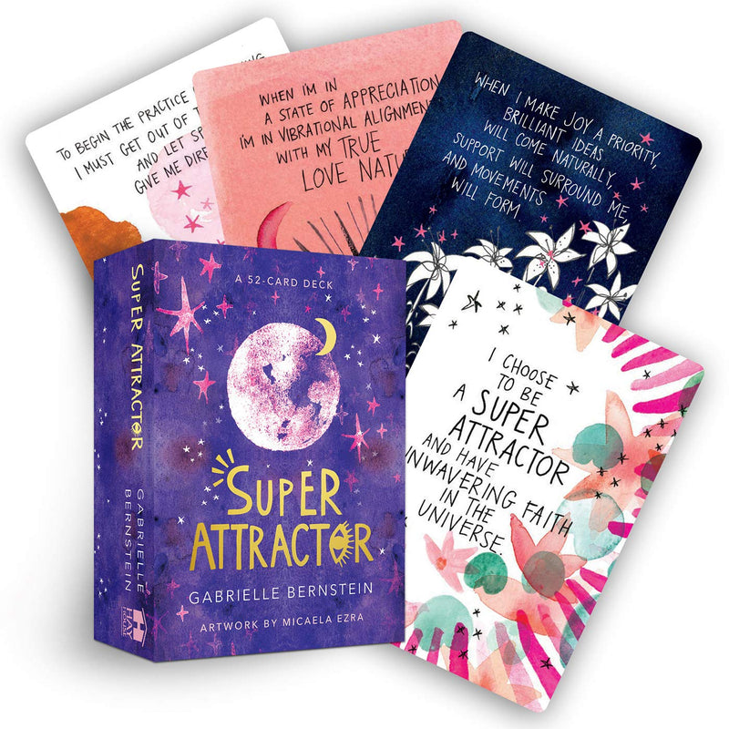 Super Attractor - 52 Card Deck