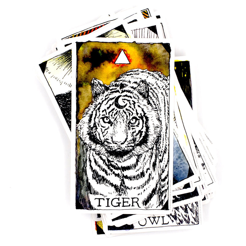 The Wild Unknown Animal Spirit - Deck & Guidebook