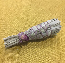 The Chariot - Sage Smudge Stick