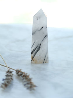 Tourmanilated Generator Quartz