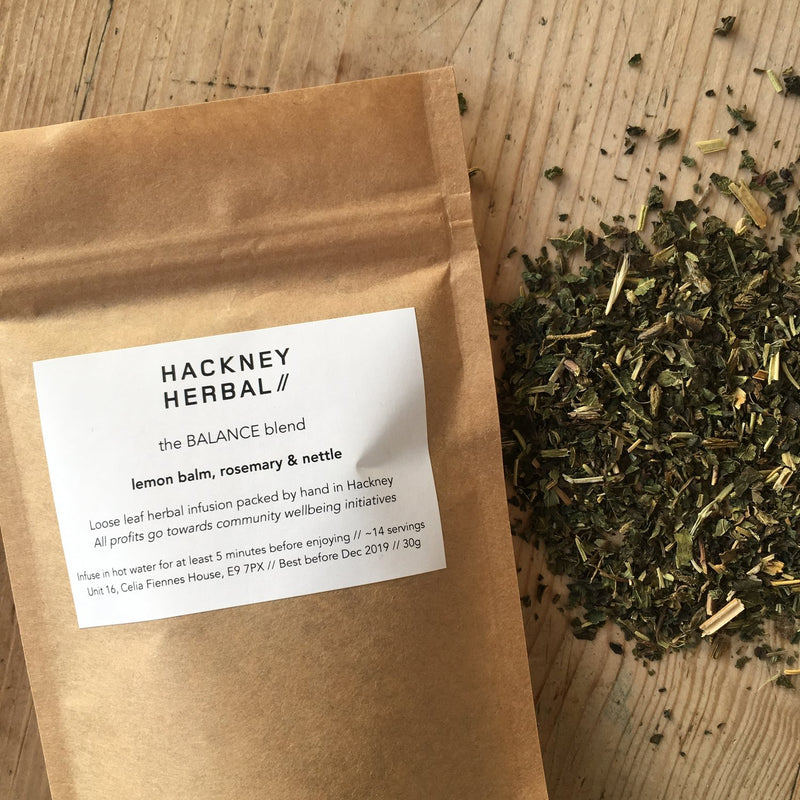 Balance Blend - Hackney Herbal Tea